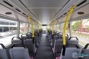 Alexander Dennis Enviro500 (Batch 2) - Upper Deck (Rear to Front)