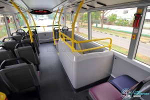 Alexander Dennis Enviro500 (Batch 2) - Upper Deck (Staircase to lower deck)