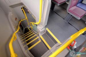 Alexander Dennis Enviro500 (Batch 2) - Staircase