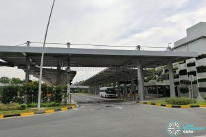 Changi Airport T4 Bus Stand