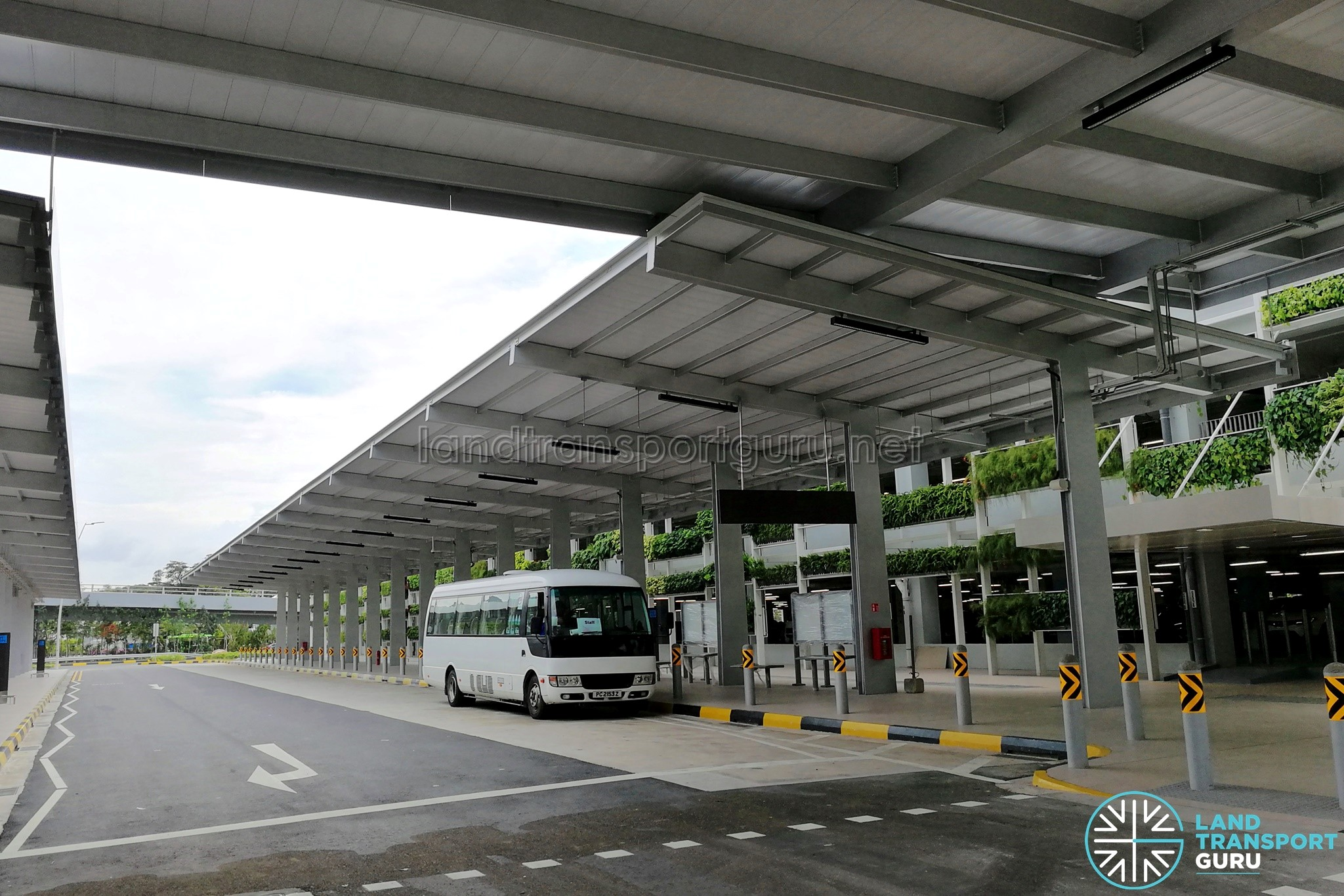 changi airport t4 bus stop aug17 2 land transport guru. Black Bedroom Furniture Sets. Home Design Ideas