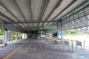 Punggol Bus Interchange Expansion (Concourse) - Aug 2017