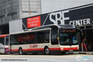 SMRT MAN A22 (SMB1322A) - Service 868