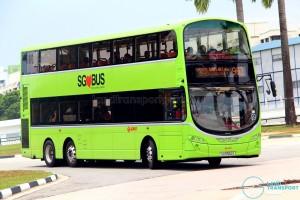 SMRT Volvo B9TL Wright (SG5582S) - Service 962