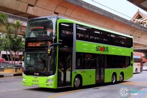 SBS Transit MAN A95 (ND323F) (SG5835M) - Service 76