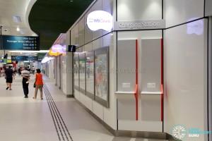 Bukit Panjang Bus Interchange - Charging Station
