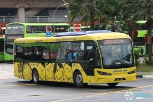 Causeway Link Sksbus SA12-300 (JQT6835) – Service CW3