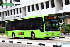 SBS Transit Mercedes-Benz Citaro (SG1131L) - Service 137