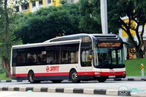 SMRT MAN NL323F (SMB1306Y) - Service 807