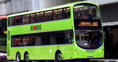 Tower Transit Volvo B9TL Wright (SBS3387R) - City Direct 663