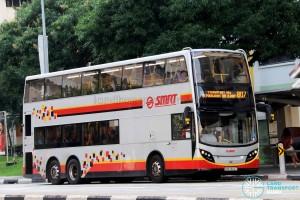 SMRT Alexander Dennis Enviro500 (SMB3606T) - Service 807