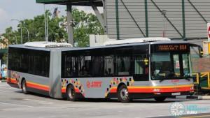 SMRT MAN NG363F A24 (SMB8004Y) - Service 804