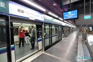 Bendemeer MRT Station - Platform A