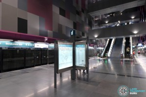 Bendemeer MRT Station - Platform Level (B4)