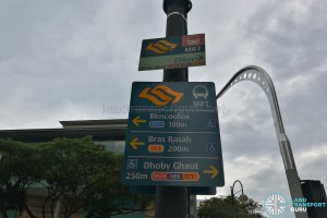 Other MRT Stations in proximity to Bencoolen