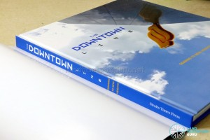 Downtown Line Commemorative Book (Spine)