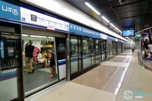 Geylang Bahru MRT Station - Platform A