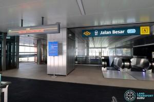 Jalan Besar MRT Station - Exit A