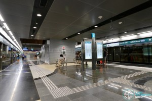 Jalan Besar MRT Station - Platform Level (B4)