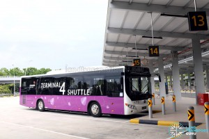 T4 Shuttle Bus