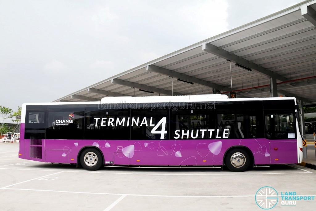 Shuttle Bus Zum Polenmarkt