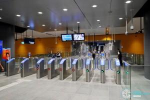 Tampines MRT Station - B2 Faregates