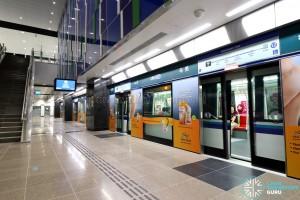 Ubi MRT Station - Platform B