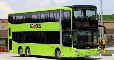 SBS Transit MAN A95 (SG5838E) - Service 47