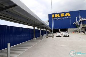 IKEA Tebrau Shuttle Bus - Linkway to IKEA Tebrau