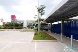 IKEA Tebrau Shuttle Bus - Linkway to Shuttle Bus Stop