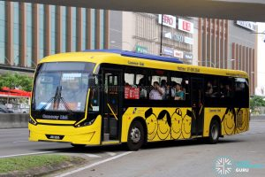 Causeway Link SKSBus C6 (JSD9285) - Service 5B / BET3