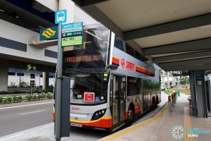 Joo Koon—Gul Circle Free Shuttle Bus Service at Gul Circle