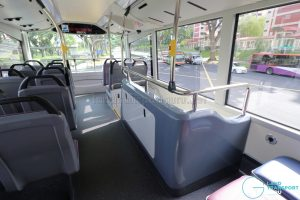 MAN A95 (SG2017C) - Upper Deck (Staircase)
