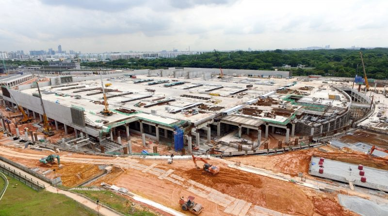 Overhead view of Mandai Bus Depot from the Thomson Line Construction blog (https://thomson-line.blogspot.sg/2017/06/tel1-tunnelling-completes.html)