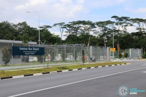 Seletar Bus Depot: Address