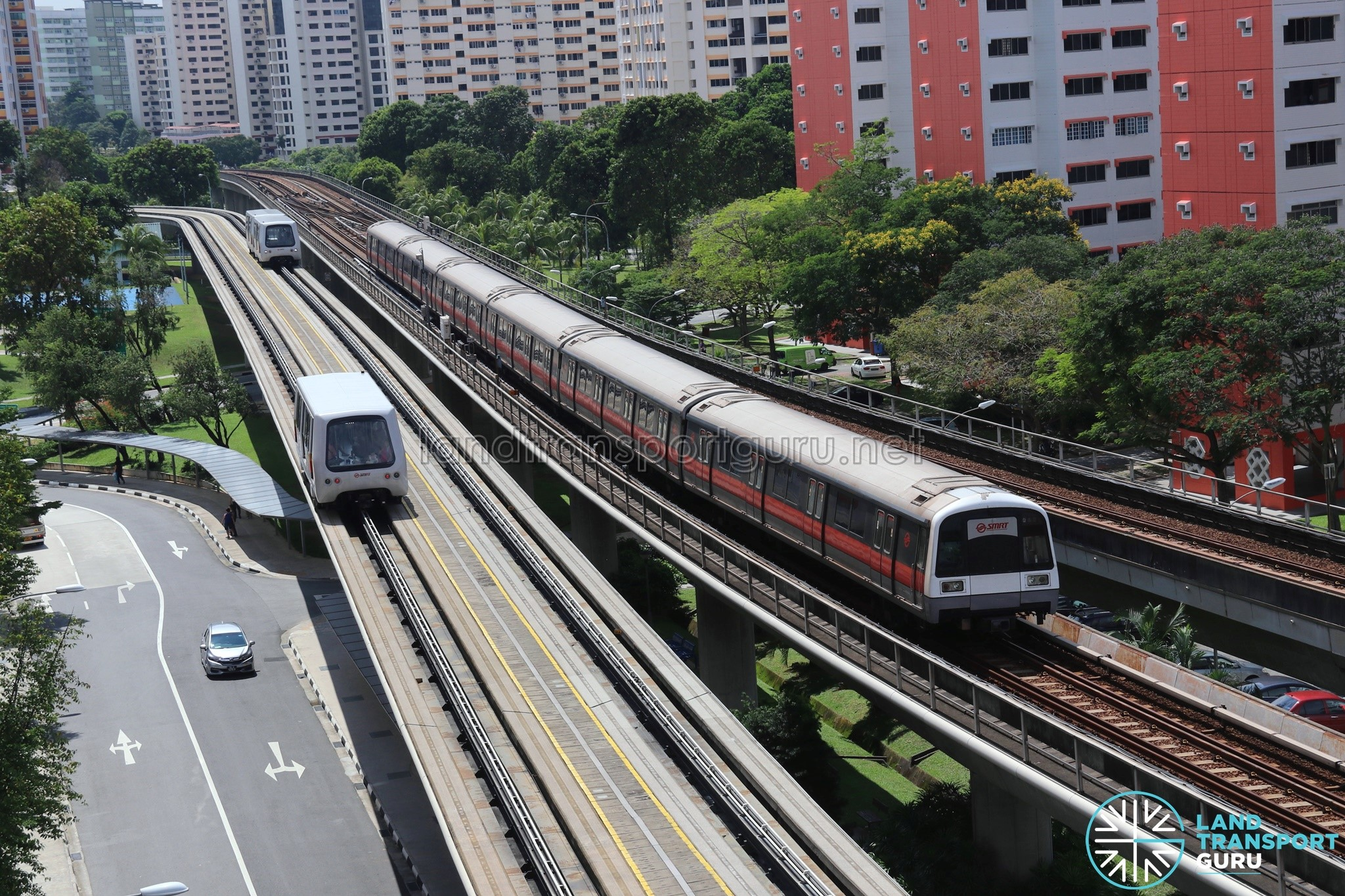 Singapore COVID-19 Circuit Breaker Measures – MRT & LRT Early Closures & Reduced Frequencies
