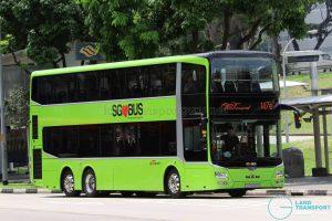 SBS Transit MAN A95 (SG5848B) - Service 147e