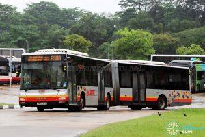 SMRT MAN NG363F A24 (SMB8001E) - Service 859A