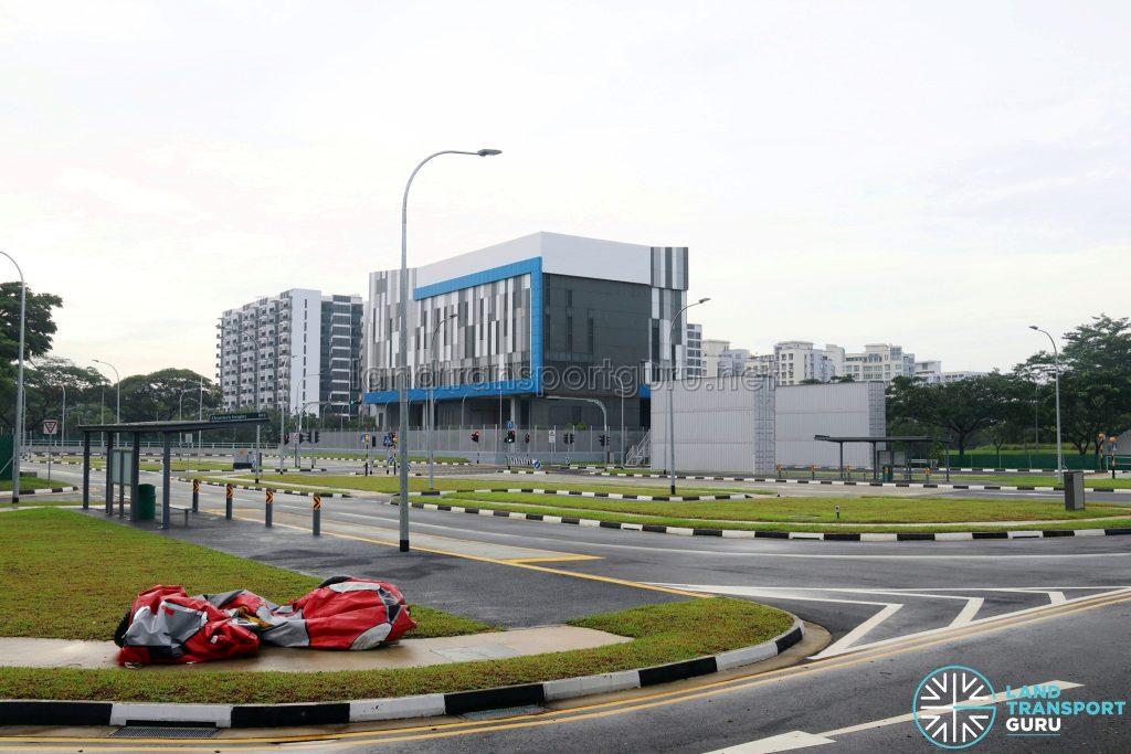CETRAN Test Circuit roads
