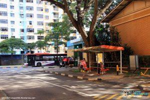 Bus Stop 10599: Opp Blk 46, Jln Rumah Tinggi (Formally known as Rumah Tinggi Terminal)