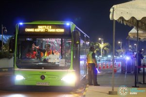 Go-Ahead Mercedes Benz Citaro (SBS6440A) - Shuttle 8