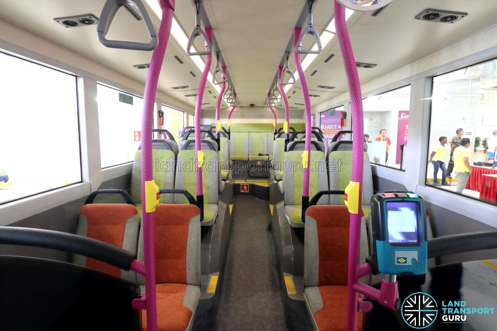 Volvo B8L (SG4003D) - Lower Deck (Mid to Rear)