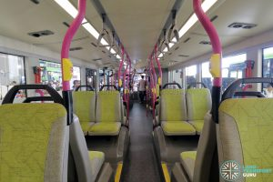 Volvo B8L (SG4003D) - Lower Deck (Rear to Front)