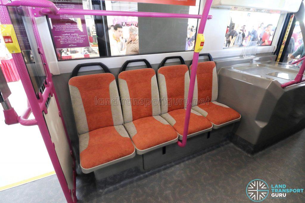 Volvo B8L (SG4003D) - Priority Seats