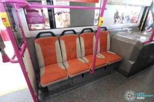 Volvo B8L (SG4003D) - Priority Seats