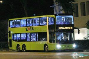 SBS Transit MAN A95 (SG5832X) - Service 7A