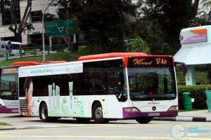 SBS Transit Mercedes-Benz Citaro (SBS6694J) - Service 174e