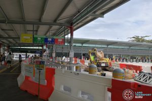 Enhancement of Punggol Bus Interchange - Berth B3 Renovation Works