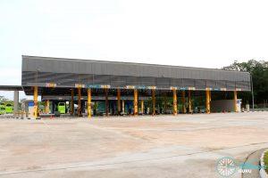 Seletar Bus Depot - Refueling Lanes