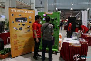 Seletar Depot - TNT Surveillance (CCTV)